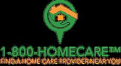 1-800-HOMECARE logo