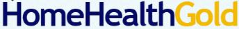 Home Health Gold logo