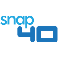 snap40 logo